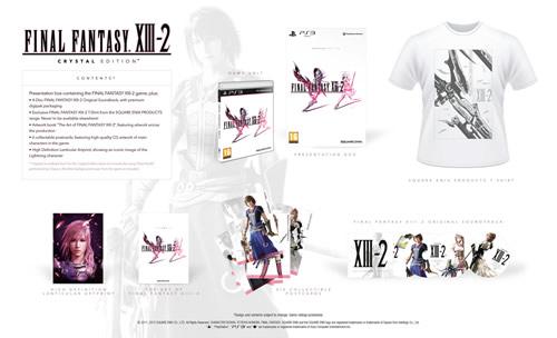 「ファイナルファンタジーXIII-2」の海外版特典