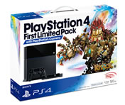 PS4 First Limited Pack with Playstation Camera