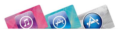 iTuneギフトカード